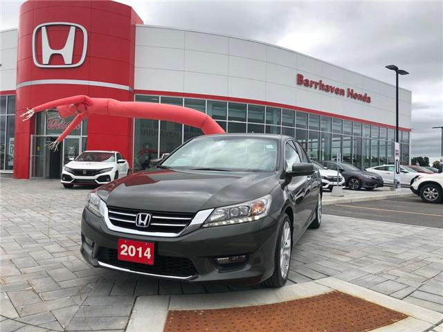 2014 Honda Accord Touring (Stk: 1215A) in Nepean - Image 1 of 30