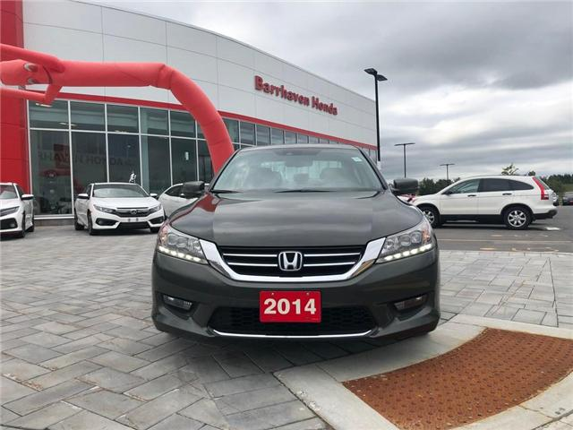 2014 Honda Accord Touring (Stk: 1215A) in Nepean - Image 2 of 30