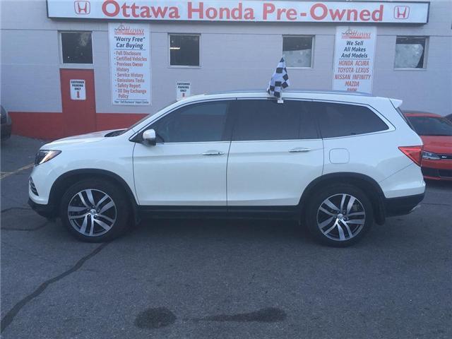 2016 Honda Pilot  (Stk: H7263-0) in Ottawa - Image 1 of 25