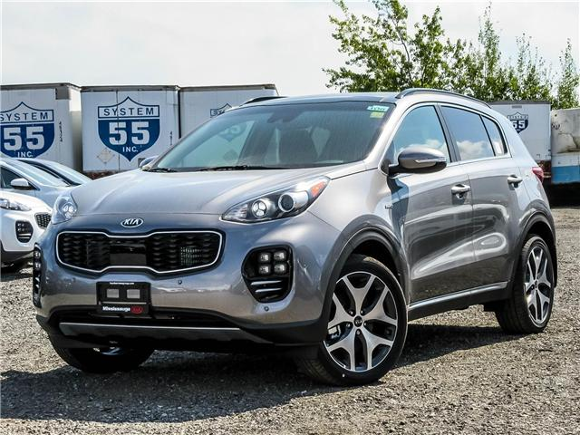 2019 Kia Sportage SX Turbo (Stk: SP19008) in Mississauga - Image 1 of 26