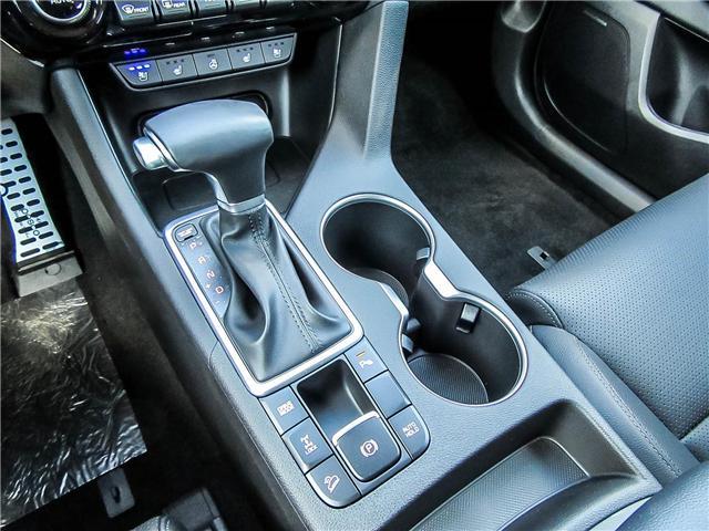 2019 Kia Sportage SX Turbo (Stk: SP19008) in Mississauga - Image 22 of 26