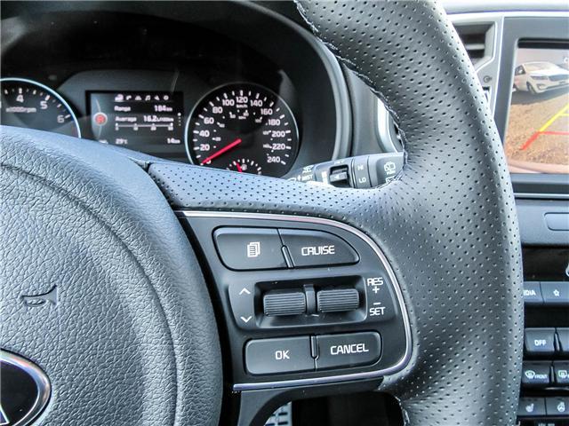 2019 Kia Sportage SX Turbo (Stk: SP19008) in Mississauga - Image 26 of 26