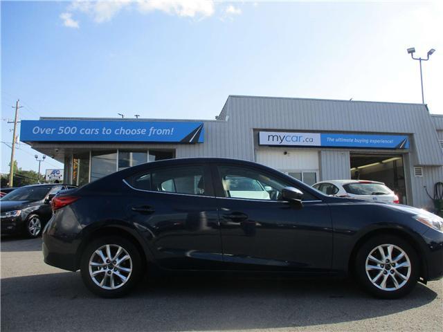 2014 Mazda Mazda3 GS-SKY (Stk: 181312) in Kingston - Image 2 of 11