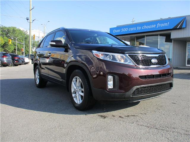 2014 Kia Sorento LX (Stk: 181317) in Kingston - Image 1 of 12