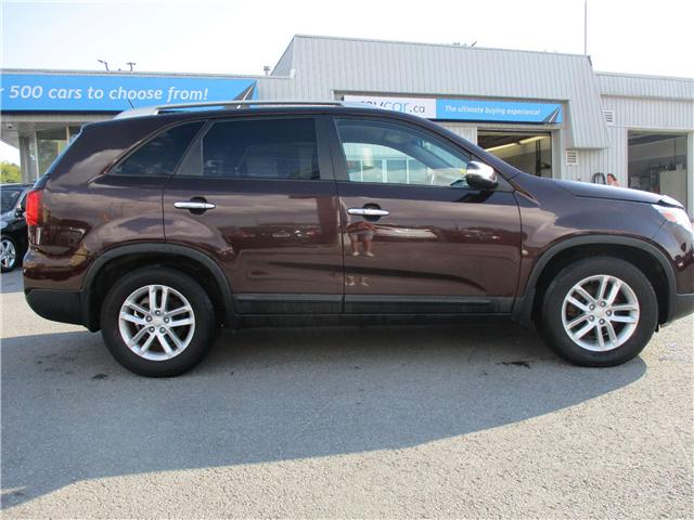 2014 Kia Sorento LX (Stk: 181317) in Kingston - Image 2 of 12
