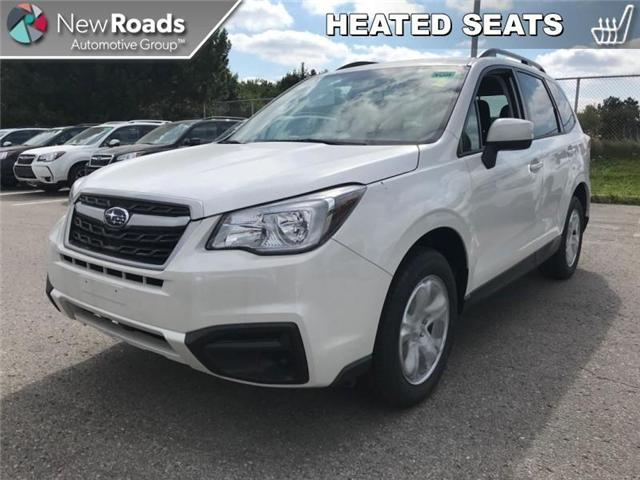 2018 Subaru Forester 2.5i (Stk: S18512) in Newmarket - Image 1 of 20