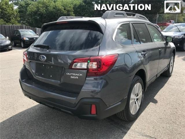 2018 Subaru Outback 3.6R Limited (Stk: S18530) in Newmarket - Image 5 of 20