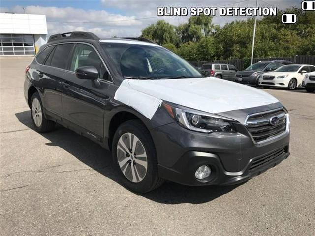 2018 Subaru Outback 3.6R Limited (Stk: S18530) in Newmarket - Image 7 of 20