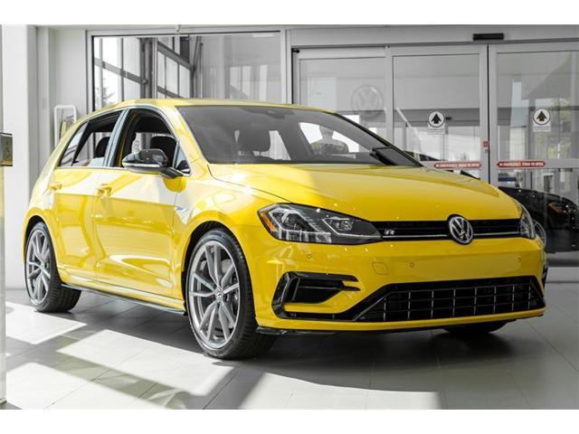 2018 Volkswagen Golf R 2.0 TSI (Stk: 95649) in Toronto - Image 1 of 19