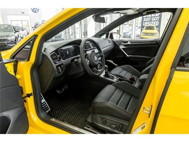 2018 Volkswagen Golf R 2.0 TSI (Stk: 95649) in Toronto - Image 9 of 19