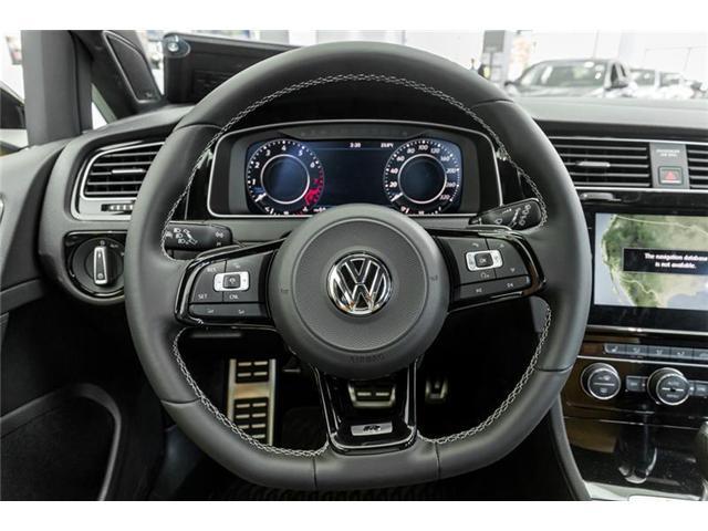 2018 Volkswagen Golf R 2.0 TSI (Stk: 95649) in Toronto - Image 10 of 19