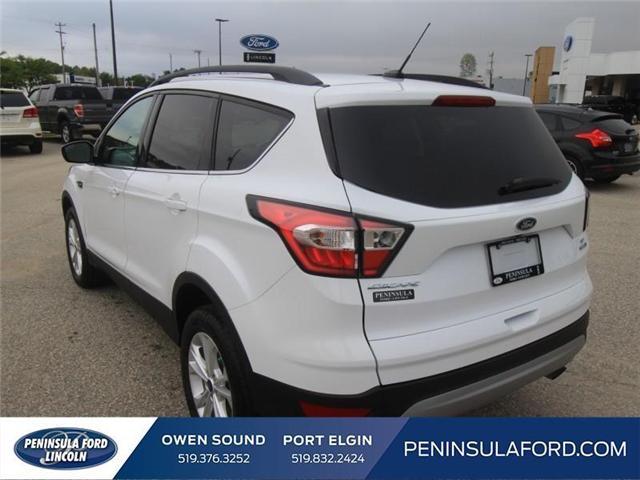 2018 Ford Escape SE (Stk: 18ES157) in Owen Sound - Image 7 of 15