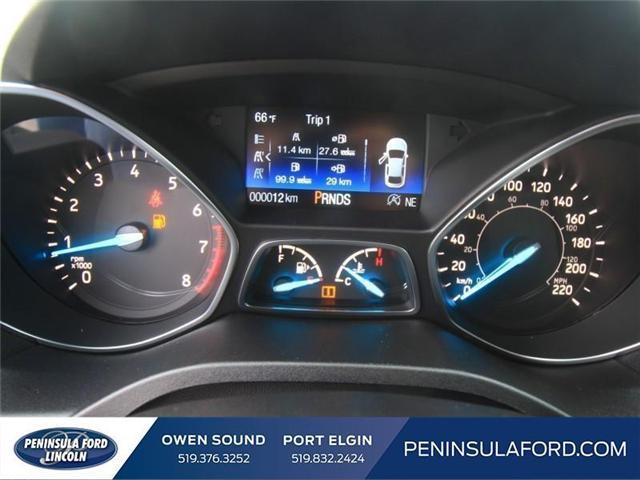 2018 Ford Escape SE (Stk: 18ES157) in Owen Sound - Image 14 of 15