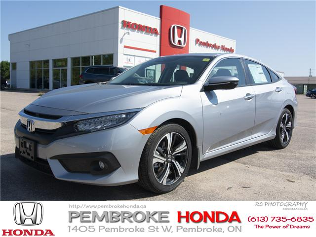 2017 Honda Civic Touring (Stk: 17403) in Pembroke - Image 1 of 22