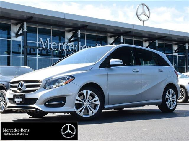 2017 Mercedes-Benz B-Class Sports Tourer (Stk: U3606) in Kitchener - Image 1 of 30