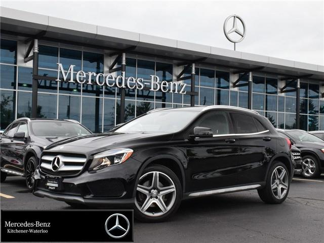 2015 Mercedes-Benz GLA-Class Base (Stk: U3618) in Kitchener - Image 1 of 30