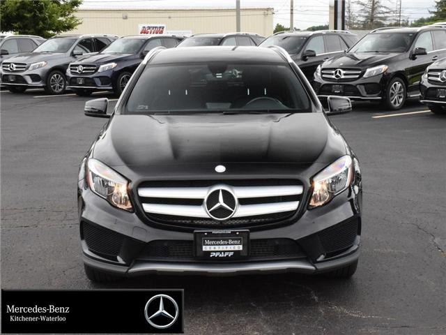 2015 Mercedes-Benz GLA-Class Base (Stk: U3618) in Kitchener - Image 2 of 30