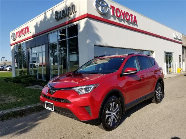 2017 Toyota RAV4 LE (Stk: u00992) in Guelph - Image 1 of 28
