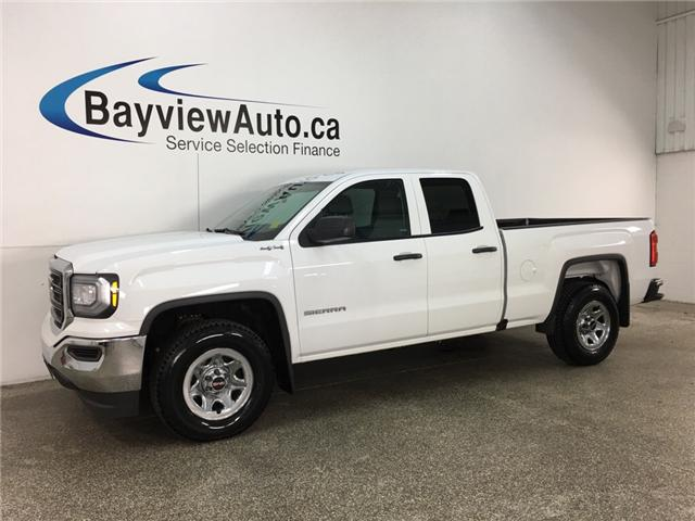 2016 GMC Sierra 1500 Base (Stk: 33524W) in Belleville - Image 1 of 29