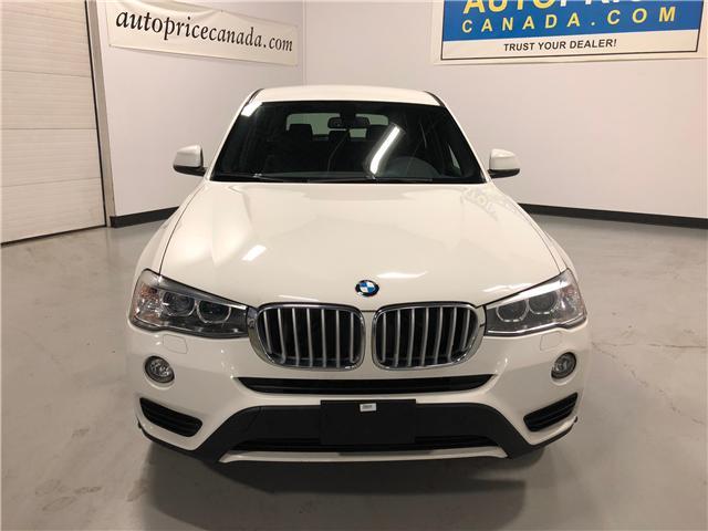 2016 BMW X3 xDrive28i (Stk: W9830) in Mississauga - Image 2 of 25