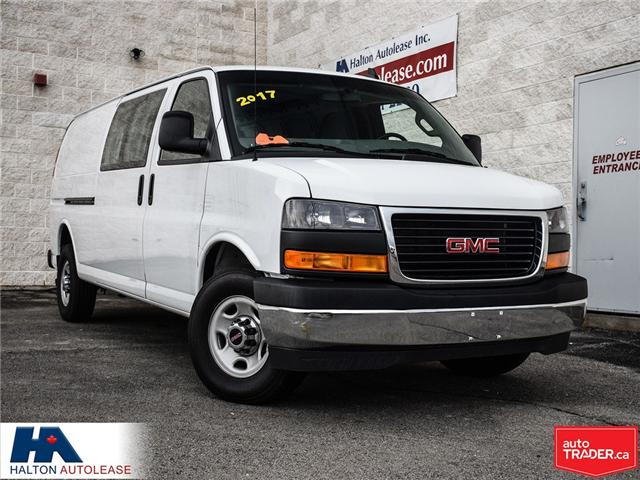 2017 GMC Savana 2500 Work Van (Stk: 308870) in Burlington - Image 1 of 13