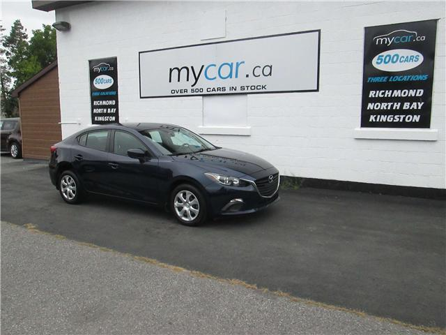 2015 Mazda Mazda3 GX (Stk: 181281) in Richmond - Image 2 of 13