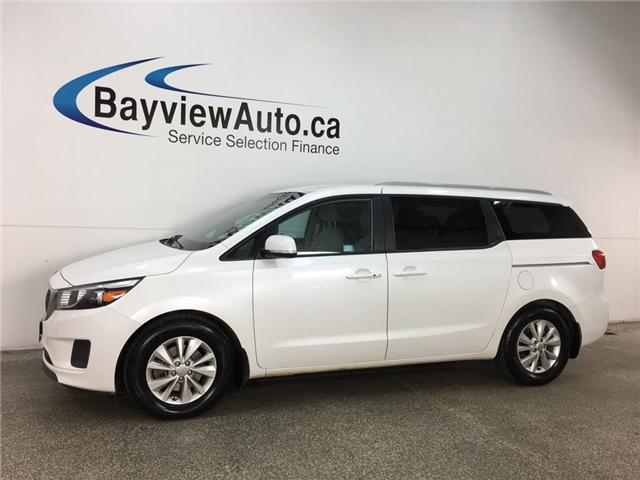 2018 Kia Sedona LX+ (Stk: 33553EW) in Belleville - Image 1 of 29