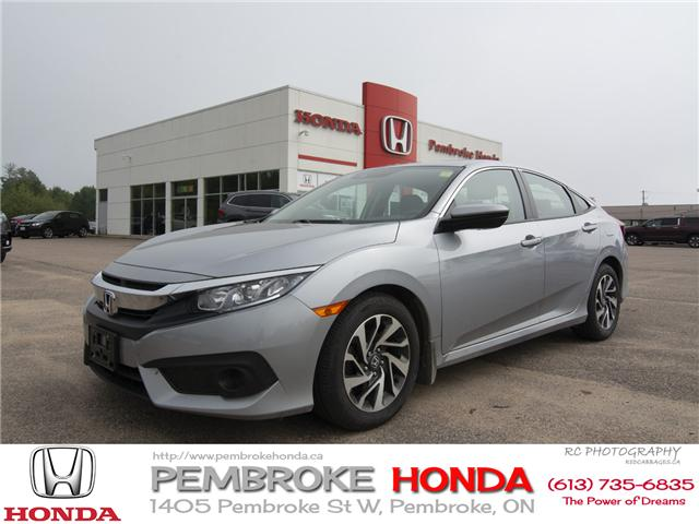 2017 Honda Civic EX (Stk: 17027) in Pembroke - Image 1 of 20