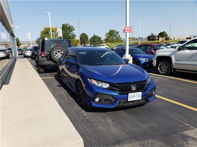 2018 Honda Civic Sport (Stk: 309779) in Burlington - Image 1 of 6