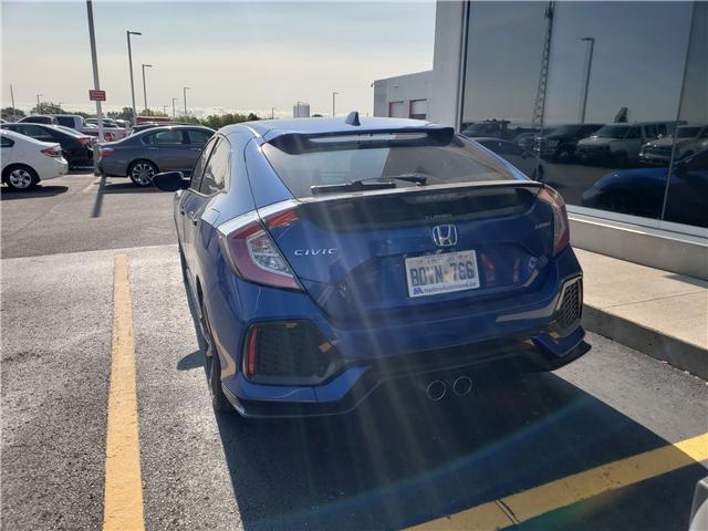 2018 Honda Civic Sport (Stk: 309779) in Burlington - Image 3 of 6