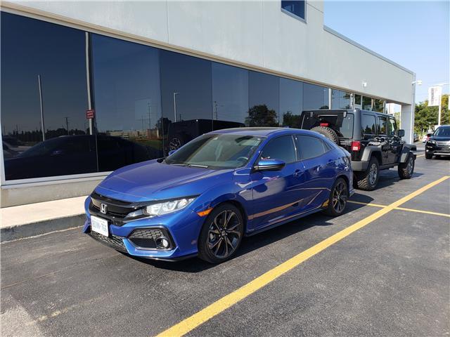 2018 Honda Civic Sport (Stk: 309779) in Burlington - Image 5 of 6