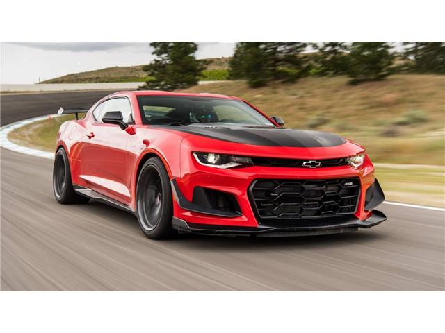 2019 Chevrolet Camaro ZL1 (Stk: ZL1003) in Oshawa - Image 2 of 6