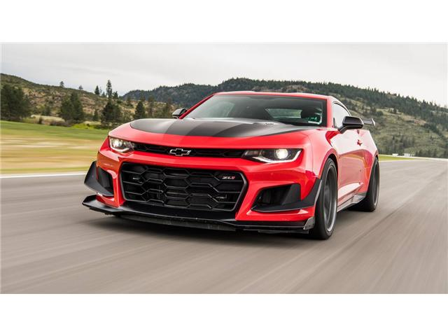 2019 Chevrolet Camaro ZL1 (Stk: ZL1003) in Oshawa - Image 1 of 6