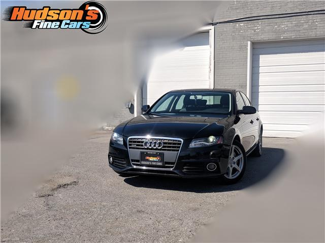 2010 Audi A4 2.0T Premium (Stk: 09042) in Toronto - Image 1 of 13