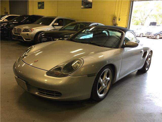 1999 Porsche Boxster Base (Stk: C5400) in North York - Image 1 of 4
