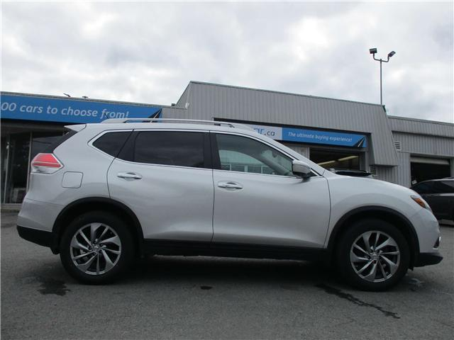 2015 Nissan Rogue SL (Stk: 181325) in Kingston - Image 2 of 13
