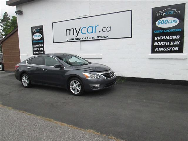 2013 Nissan Altima 2.5 SL (Stk: 181253) in Richmond - Image 2 of 14