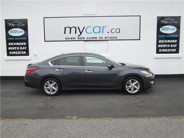 2013 Nissan Altima 2.5 SL (Stk: 181253) in Kingston - Image 1 of 14