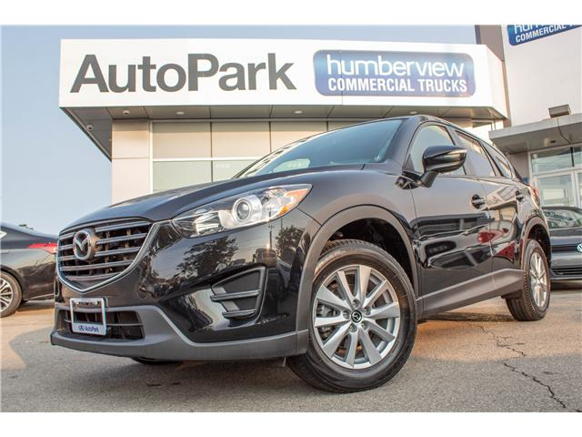 2016 Mazda CX-5 GX (Stk: 16-802194) in Mississauga - Image 1 of 27