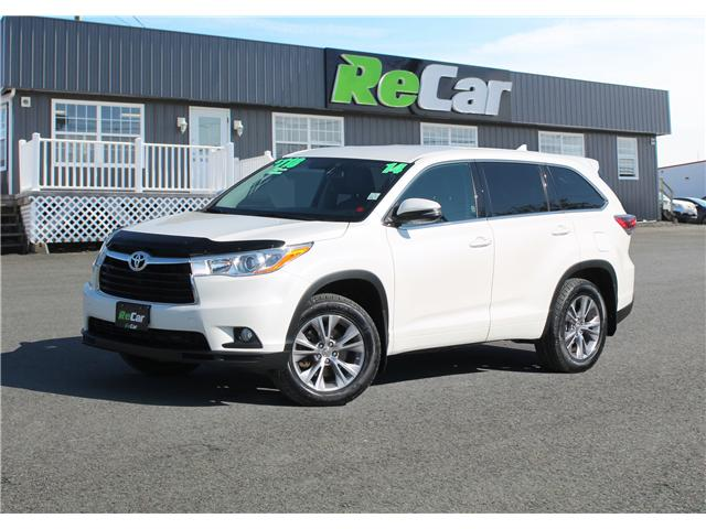 2014 Toyota Highlander LE (Stk: 181016A) in Fredericton - Image 1 of 26