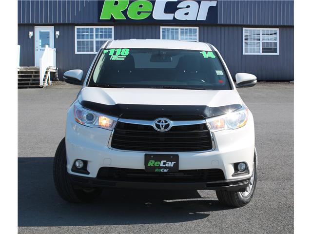 2014 Toyota Highlander LE (Stk: 181016A) in Fredericton - Image 2 of 26