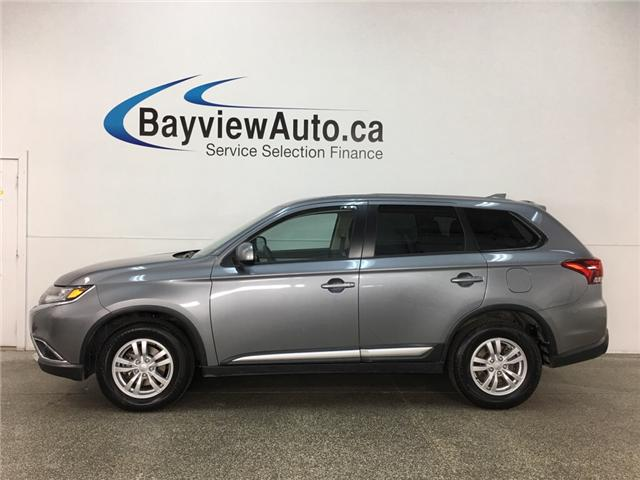2018 Mitsubishi Outlander ES (Stk: 33559EW) in Belleville - Image 1 of 25