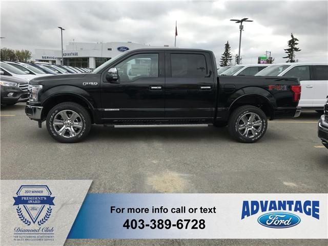 2018 Ford F-150 Lariat (Stk: J-1582) in Calgary - Image 2 of 6
