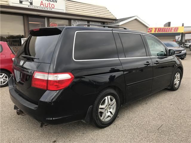 2006 Honda Odyssey EX-L (Stk: 1582A) in Lethbridge - Image 2 of 22