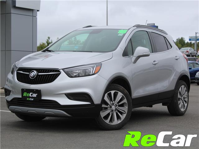 2018 Buick Encore Preferred (Stk: 181083A) in Fredericton - Image 1 of 9