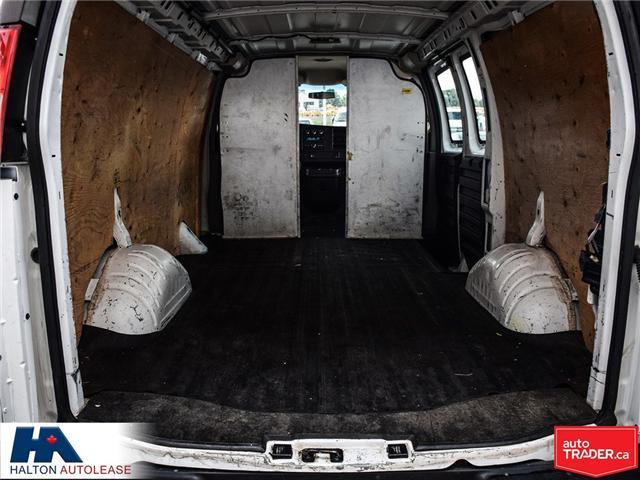 2015 GMC Savana 2500 1WT (Stk: 309244) in Burlington - Image 10 of 14