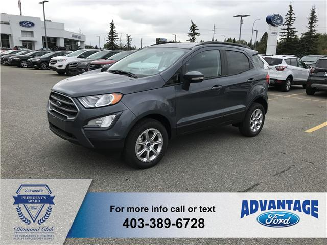 2018 Ford EcoSport SE (Stk: J-1927) in Calgary - Image 1 of 6