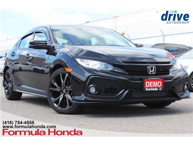 2018 Honda Civic Sport (Stk: 18-0194D) in Scarborough - Image 1 of 33