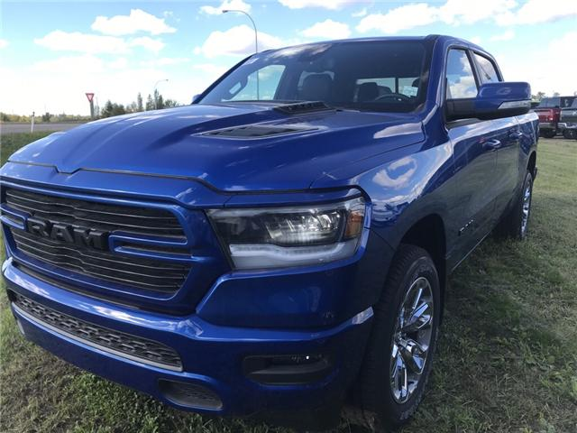 2019 RAM 1500 Sport/Rebel (Stk: 19R19619) in Devon - Image 2 of 20