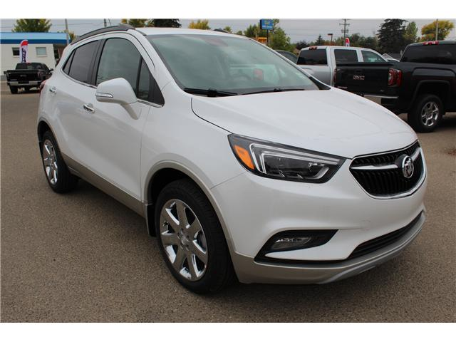 2019 Buick Encore Essence (Stk: 197496) in Brooks - Image 1 of 24